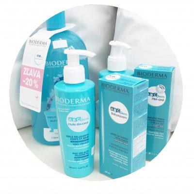 Kozmetika od Biodermy
